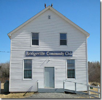 Bridgeville Community Hall